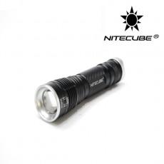 나이트큐브 N3 미니 CREE XM-L2 LED후레쉬 줌라이트