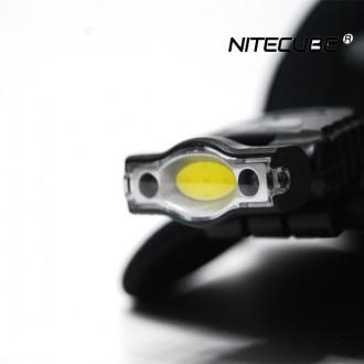 나이트큐브 NCL-2 USB충전식 COB LED 캡라이트 헤드랜턴 (COB타입)